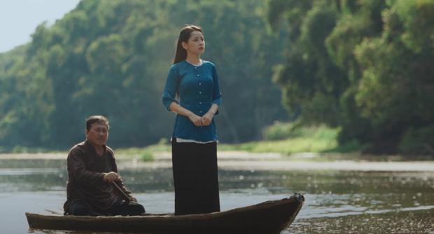 Bức ảnh đang viral nhất MXH hôm nay: Ai không chịu khó xem MV liệu có nhận ra Sơn Tùng M-TP, Chi Pu và Hoà Minzy đang chèo thuyền cứu Đen Vâu? - Ảnh 6.