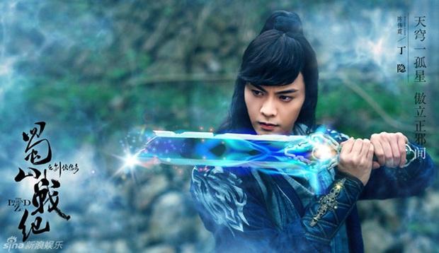 10 màn hắc hoá được lòng khán giả phim Trung: Đinh Vũ Hề hay Tiêu Chiến thì cũng chỉ vì tình mà ác - Ảnh 12.
