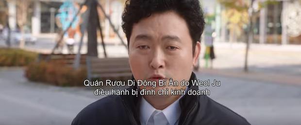 Vừa nhẵn túi vì chơi game, dì hai Hwang Jung Eum bị Diêm Vương tịch thu luôn quán vì tội ăn cắp ở tập 6 Mystic Pop-up Bar - Ảnh 10.