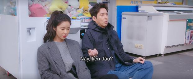 Vừa nhẵn túi vì chơi game, dì hai Hwang Jung Eum bị Diêm Vương tịch thu luôn quán vì tội ăn cắp ở tập 6 Mystic Pop-up Bar - Ảnh 4.