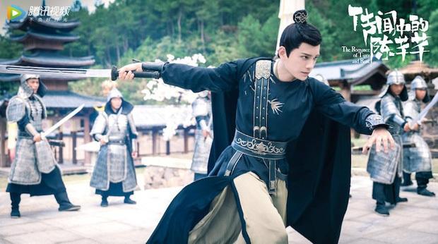 10 màn hắc hoá được lòng khán giả phim Trung: Đinh Vũ Hề hay Tiêu Chiến thì cũng chỉ vì tình mà ác - Ảnh 2.