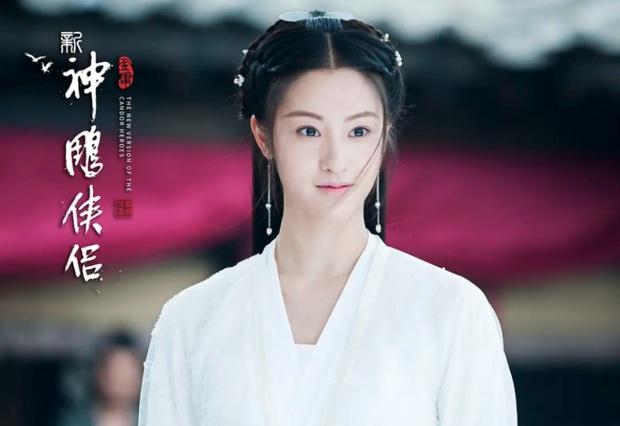 Tiểu Long Nữ kế nhiệm Lưu Diệc Phi lép vế trước nhan sắc Lý Mạc Sầu trong Tân Thần Điêu Đại Hiệp bản 2020 - Ảnh 2.