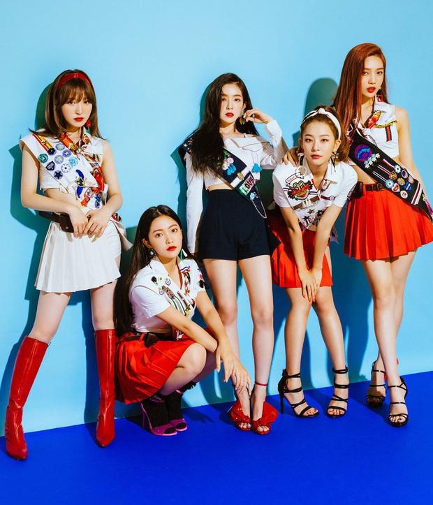 Black Pink và Red Velvet tuy style khác biệt nhưng nếu hợp thành một nhóm thì lại ra kết quả bất ngờ không tưởng - Ảnh 2.
