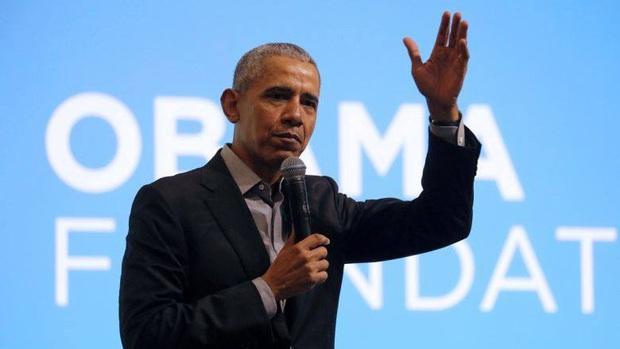 Cựu Tổng thống Obama lên tiếng ủng hộ biểu tình đòi bình đẳng sắc tộc - Ảnh 1.