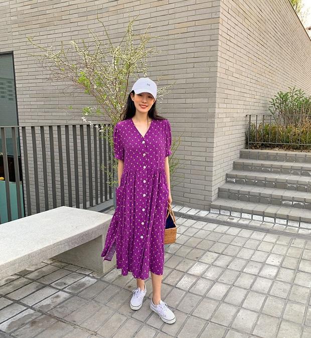 Ngỡ không liên quan nhưng mỹ nhân từ Á sang Âu đều kết một công thức diện váy mà không nàng nào có thể xấu đi nếu áp dụng - Ảnh 12.
