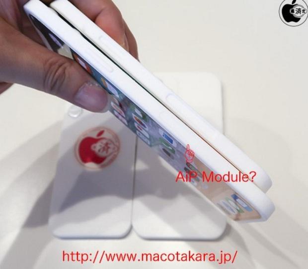 Mô hình iPhone 12 lộ diện thực tế: Chỉ thay đổi tí xíu, có nhiều kích thước khác nhau - Ảnh 3.