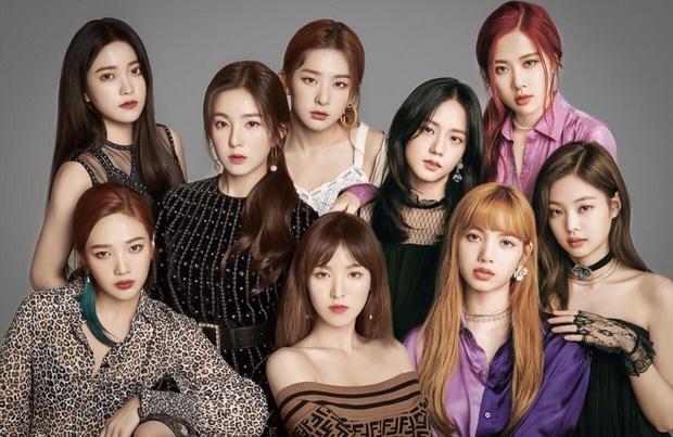 Black Pink và Red Velvet tuy style khác biệt nhưng nếu hợp thành một nhóm thì lại ra kết quả bất ngờ không tưởng - Ảnh 5.