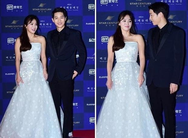 Hyun Bin và Son Ye Jin vừa xác nhận tham dự lễ trao giải Baeksang vào 5/6, netizen đã ngay lập tức so sánh với cặp đôi Song - Song ngày nào - Ảnh 4.