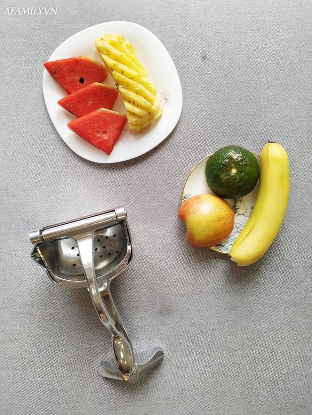 Dụng cụ ép hoa quả bằng tay đang gây sốt MXH: Rốt cuộc là món đáng tiền hay... phí tiền? - Ảnh 6.