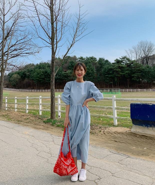 Ngỡ không liên quan nhưng mỹ nhân từ Á sang Âu đều kết một công thức diện váy mà không nàng nào có thể xấu đi nếu áp dụng - Ảnh 9.