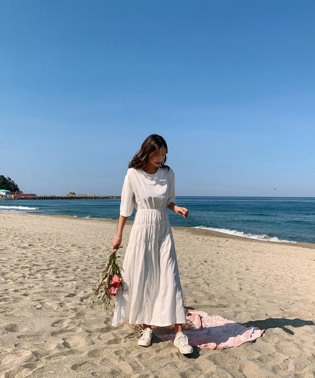 Ngỡ không liên quan nhưng mỹ nhân từ Á sang Âu đều kết một công thức diện váy mà không nàng nào có thể xấu đi nếu áp dụng - Ảnh 10.
