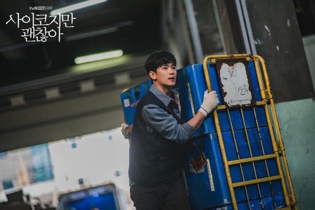 3 lý do hóng ơi là hóng Psycho But It's Okay: Cụ giáo Kim Soo Hyun tái xuất ôm luôn 64 tỉ, nữ chính tưởng vô danh mà lại rất ra gì! - Ảnh 6.