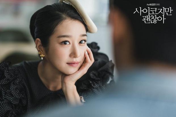 3 lý do hóng ơi là hóng Psycho But It's Okay: Cụ giáo Kim Soo Hyun tái xuất ôm luôn 64 tỉ, nữ chính tưởng vô danh mà lại rất ra gì! - Ảnh 7.
