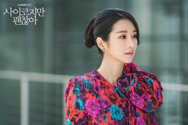 3 lý do hóng ơi là hóng Psycho But It's Okay: Cụ giáo Kim Soo Hyun tái xuất ôm luôn 64 tỉ, nữ chính tưởng vô danh mà lại rất ra gì! - Ảnh 8.