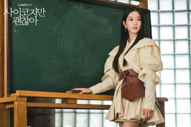 3 lý do hóng ơi là hóng Psycho But It's Okay: Cụ giáo Kim Soo Hyun tái xuất ôm luôn 64 tỉ, nữ chính tưởng vô danh mà lại rất ra gì! - Ảnh 9.