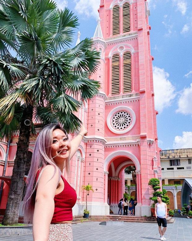 """Thêm một địa điểm biểu tượng của Sài Gòn - Việt Nam được lên báo Mỹ, dù lọt vào BXH """"hường phấn"""" nhưng vẫn rất tự hào! - Ảnh 4."""