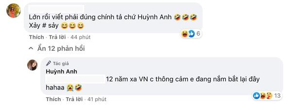 Bạn gái Quang Hải giải thích khi bị dân tình bắt lỗi sai chính tả cơ bản vì xa Việt Nam 12 năm, đang nắm bắt lại đây - Ảnh 3.