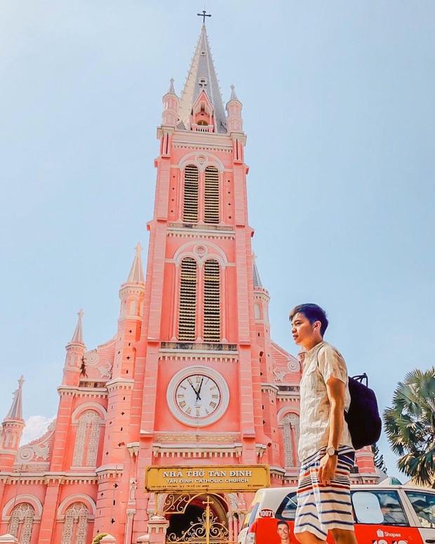 """Thêm một địa điểm biểu tượng của Sài Gòn - Việt Nam được lên báo Mỹ, dù lọt vào BXH """"hường phấn"""" nhưng vẫn rất tự hào! - Ảnh 1."""