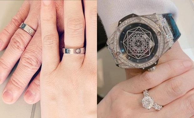 Soi cận nhẫn cầu hôn của sao Vbiz: Toàn đính kim cương siêu to, Tóc Tiên đặc biệt thế nào mà giấu nhẹm chẳng khoe? - Ảnh 8.