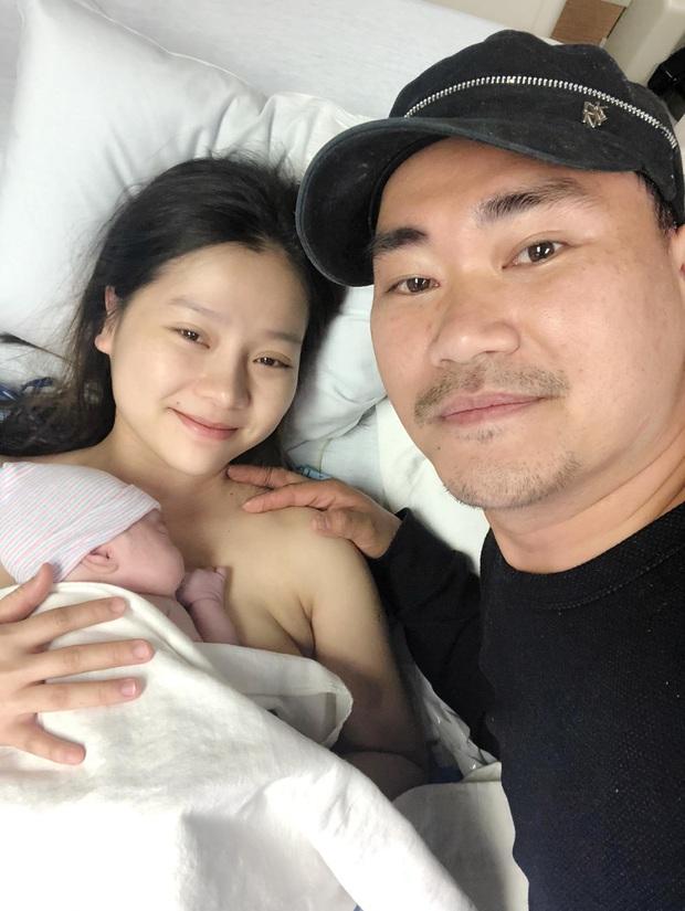 Nữ diễn viên Tôi thấy hoa vàng trên cỏ xanh đã hạ sinh con gái thứ 2 cho ông xã Việt Kiều tại Mỹ - Ảnh 6.