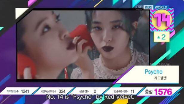 Baekhyun bôi son nhoè quẩy cực sung cùng NCT 127 mừng chiến thắng trước IU, nhưng không bất ngờ bằng sự xuất hiện trên BXH của Red Velvet - Ảnh 3.
