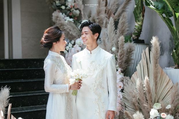 Công Phượng lần đầu lên tiếng sau lễ đính hôn, khoe ảnh cưới đẹp lung linh - Ảnh 6.