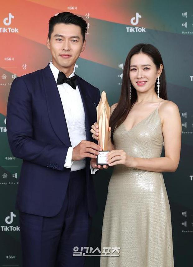 """""""Đào"""" lại khoảnh khắc Hyun Bin - Son Ye Jin ở họp báo Hạ cánh nơi anh: Lên tiếng về chuyện hẹn hò, đạo diễn còn ship nhiệt tình! - Ảnh 12."""