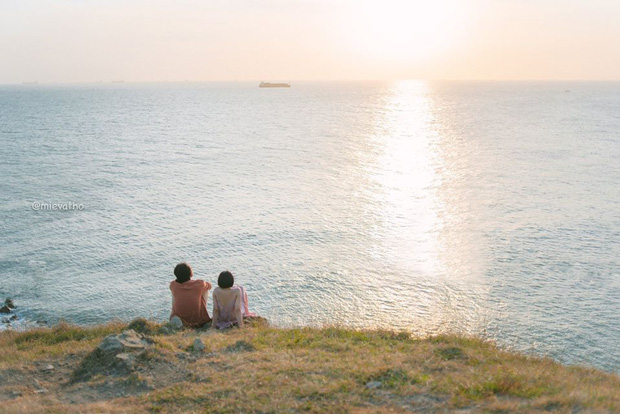 """Bộ ảnh Vũng Tàu đang được share """"điên đảo"""" khắp MXH: Đến thành phố biển xinh đẹp mà không check-in những chỗ này thì uổng lắm à nghen! - Ảnh 2."""