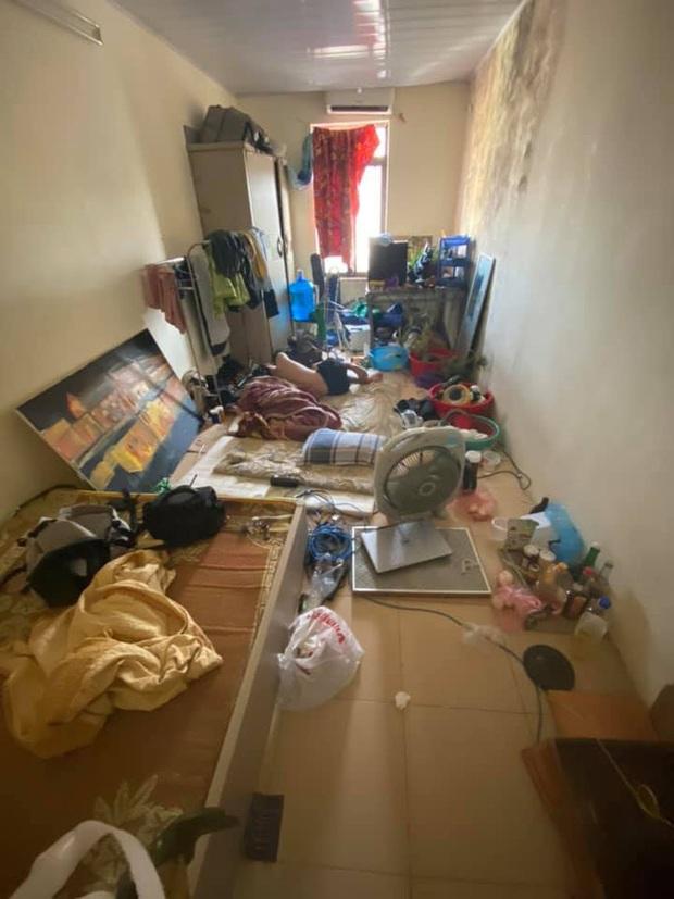 Bóc phốt nam sinh biến phòng trọ thành bãi rác kinh hoàng, chủ nhà bỗng bị tố ngược lại vì thái độ đáng ngờ - Ảnh 5.