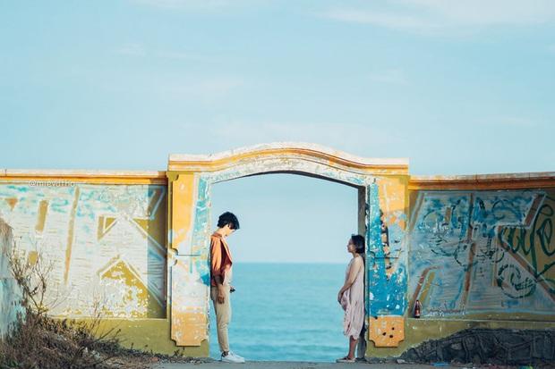 """Bộ ảnh Vũng Tàu đang được share """"điên đảo"""" khắp MXH: Đến thành phố biển xinh đẹp mà không check-in những chỗ này thì uổng lắm à nghen! - Ảnh 10."""