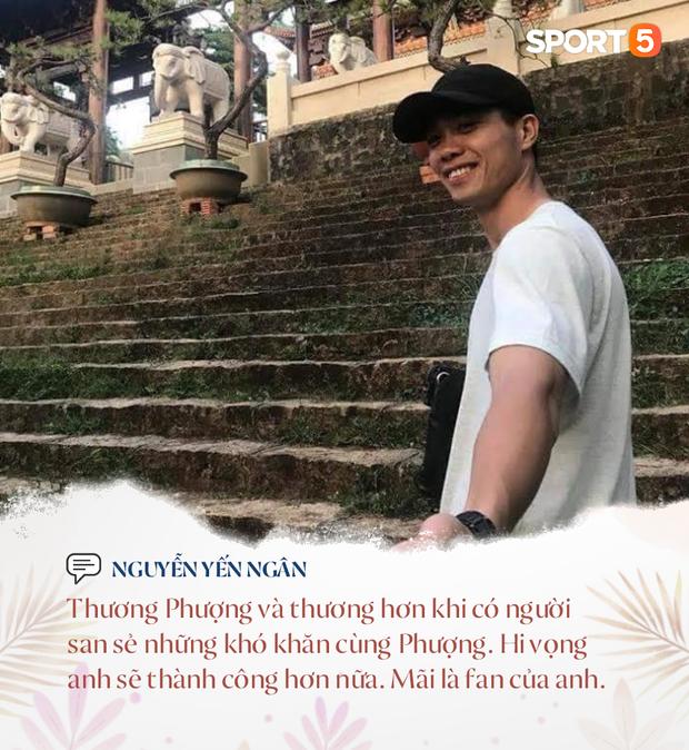 Xúc động lời fan nhắn gửi khi Công Phượng kết hôn với Viên Minh: Chàng trai thanh xuân của tôi, hạnh phúc nhé! - Ảnh 2.