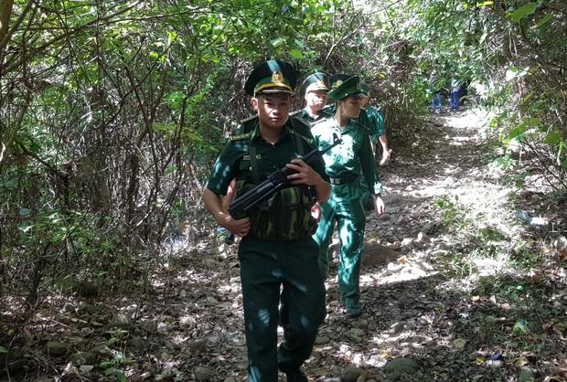 Vụ hàng trăm chiến sĩ truy bắt tên sát nhân tại Đà Nẵng: Hé lộ phương thức 2 lần vượt ngục của kẻ mang 4 tiền án - Ảnh 4.
