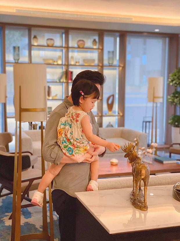 Sinh ái nữ cho chồng đại gia nhưng có ngày Đặng Thu Thảo hết chịu nổi khi thấy con gái làm việc này cho bố - Ảnh 4.