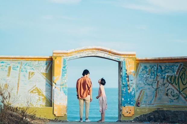 """Bộ ảnh Vũng Tàu đang được share """"điên đảo"""" khắp MXH: Đến thành phố biển xinh đẹp mà không check-in những chỗ này thì uổng lắm à nghen! - Ảnh 9."""