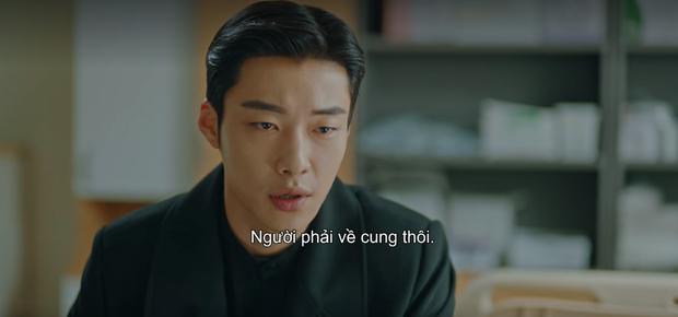 Phát hãi vì bệ hạ bất tỉnh, Jo Yeong phũ phàng cấm cửa Tae Eul vì nghi cô âm mưu hạ độc ở tập 14 Quân Vương Bất Diệt? - Ảnh 9.