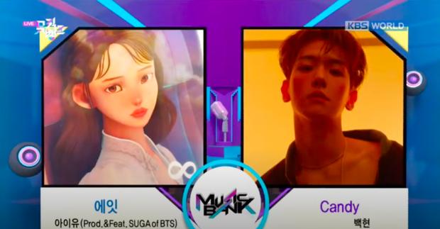 Baekhyun bôi son nhoè quẩy cực sung cùng NCT 127 mừng chiến thắng trước IU, nhưng không bất ngờ bằng sự xuất hiện trên BXH của Red Velvet - Ảnh 1.