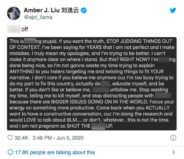NÓNG: Rộ tin nữ idol tomboy đình đám Amber f(x) mang thai và sẽ lâm bồn vào tháng 9 - Ảnh 3.