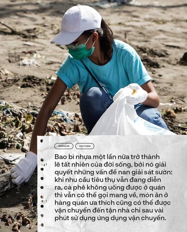 Ngày môi trường thế giới: Đừng để đại dịch Covid-19 qua đi, Trái đất lại oằn mình với rác thải nhựa - Ảnh 1.