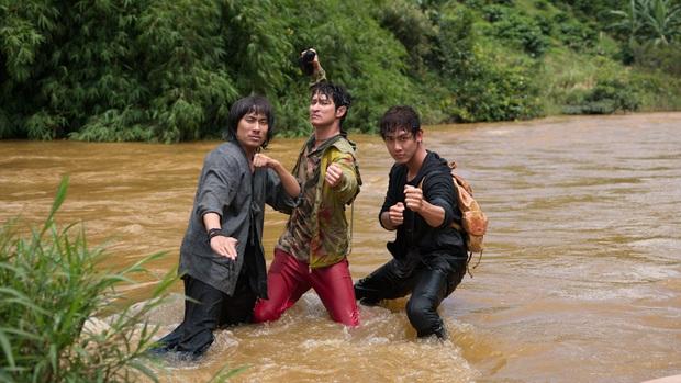 Đâu chỉ riêng cánh ca sĩ, cả làng phim Việt cũng chèo ghe họp chợ miền Tây, có cả khách mời đặc biệt là anh Lee Min Ho đây! - Ảnh 19.