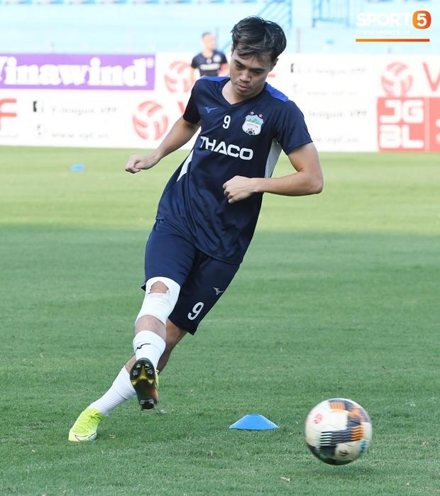 Cả hàng công của đội tuyển Quốc gia chỉ ghi được một bàn, HLV Park Hang-seo biết trông cậy vào ai? - Ảnh 2.