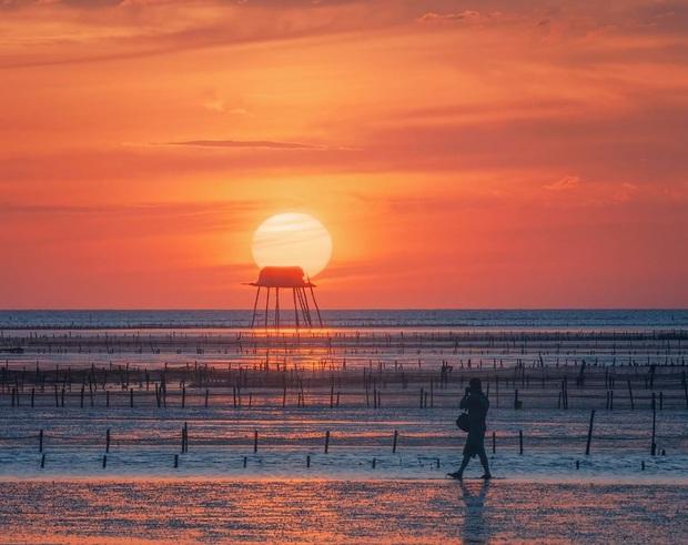 """Thực hư bãi biển được mệnh danh """"Phú Quốc thu nhỏ"""" của miền Bắc: Sao ảnh mạng và ngoài đời khác nhau """"một trời một vực"""" thế nhỉ? - Ảnh 19."""