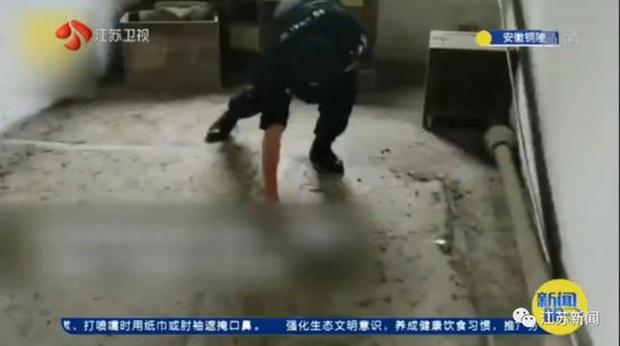 10 tuổi nhặt được cục sắt trong vườn chôn xuống nền nhà, 40 năm sau ông chú hoảng hồn gọi cảnh sát khi biết đó là vật nguy hiểm - Ảnh 1.
