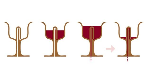 Nhà toán học Pytago dạy dỗ những kẻ tham lam chỉ bằng một chiếc cốc đặc biệt - Ảnh 1.