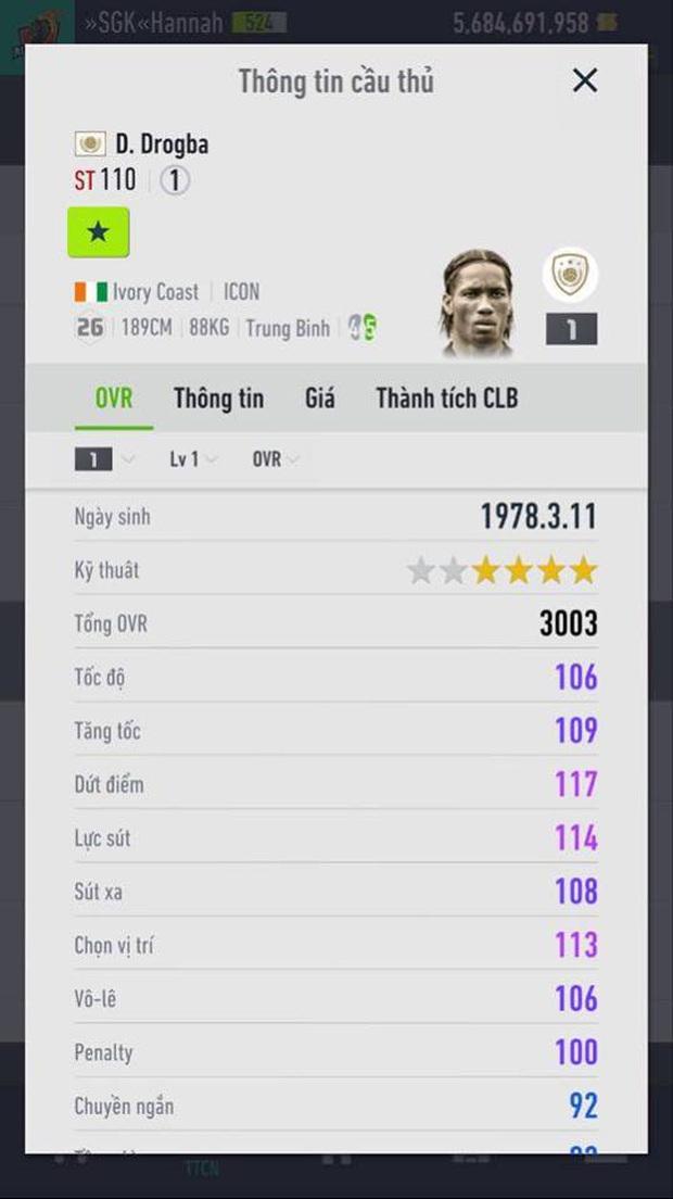 Ý nghĩa chỉ số cầu thủ trong FIFA Online 4, tưởng đơn giản nhưng không phải ai cũng biết! - Ảnh 4.