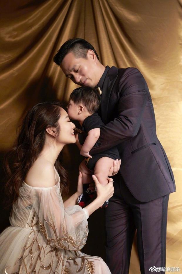 Chưa đầy 1 năm sau sinh quý tử, thiên kim xứ Đài đã thông báo mang thai lần 2 cho chồng đại gia - Ảnh 4.