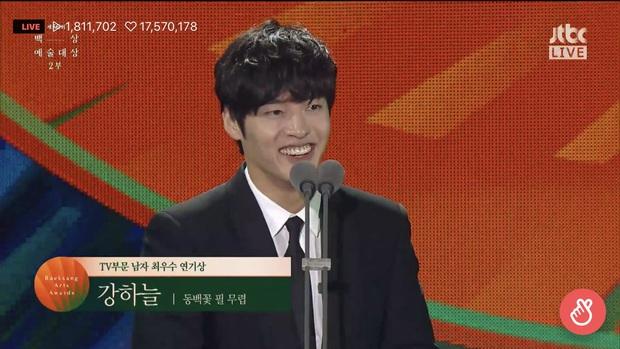 Toàn cảnh Baeksang 2020 hạng mục truyền hình: Hyun Bin - Son Ye Jin hụt hết giải bự, sốc nhất là quả phim hay nhất - Ảnh 7.