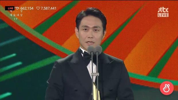 Toàn cảnh Baeksang 2020 hạng mục truyền hình: Hyun Bin - Son Ye Jin hụt hết giải bự, sốc nhất là quả phim hay nhất - Ảnh 11.