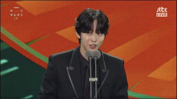 Toàn cảnh Baeksang 2020 hạng mục truyền hình: Hyun Bin - Son Ye Jin hụt hết giải bự, sốc nhất là quả phim hay nhất - Ảnh 15.