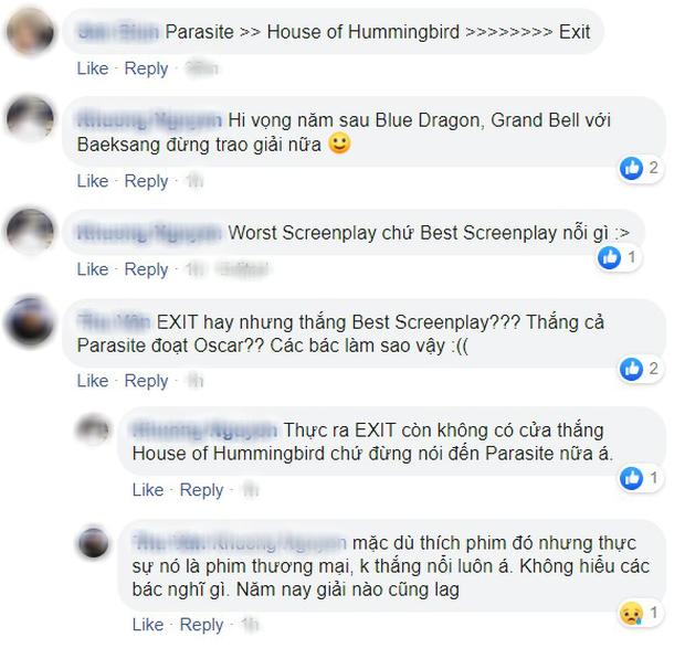 """4 lần nghe xướng tên mà tưởng Baeksang """"trao nhầm"""": Parasite đoạt Oscar mất giải kịch bản vào tay phim thương mại, ơ kìa? - Ảnh 2."""