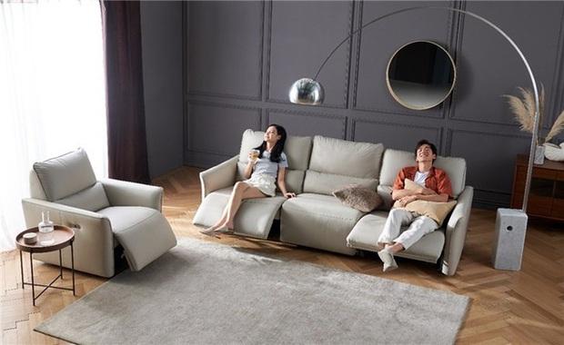 Xiaomi ra mắt ghế sofa điện: Thiết kế tối giản, có thể điều chỉnh độ ngả, giá từ 5.2 triệu đồng - Ảnh 1.